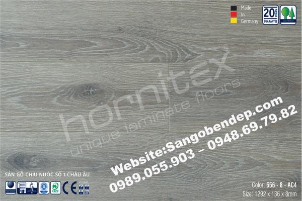 Sàn Gỗ Hornitex(8mm): 556-8