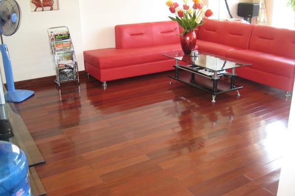 sàn gỗ JAC Home